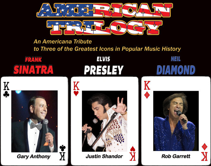 Diamondfest presents: AMERICAN TRILOGY