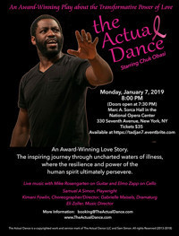 The Actual Dance w/Chuk Obasi in Broadway