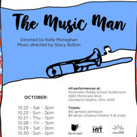 Music Man in Broadway
