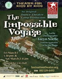 The Impossible Voyage in Vermont