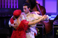 A Tango-Dancing Cinderella in Off-Off-Broadway
