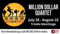 Million Dollar Quartet in Central Virginia