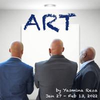 ART by Yasmina Reza in Raleigh