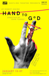 Hand to God in Long Island