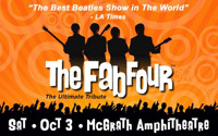 The Fab Four: The Ultimate Tribute in Des Moines