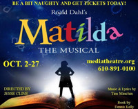 Roald Dahl's Matilda in Philadelphia