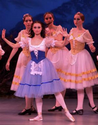 RUSSIAN NATIONAL BALLET - GISELLE in Long Island