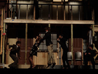 Noises Off in Baltimore