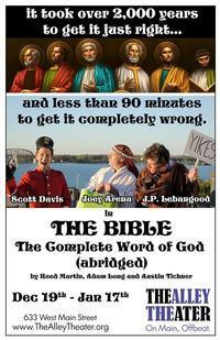 The Bible: The Complete Word Of God (Abridged) in Louisville