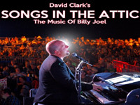 David Clark's SONGS IN THE ATTIC: The Music of Billy Joel in NEW JERSEY