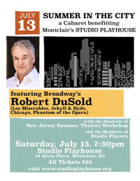 Summer in the City Cabaret in New Jersey
