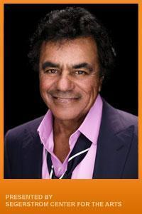 Johnny Mathis in Costa Mesa