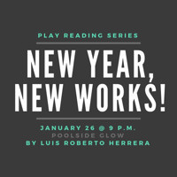 New Year, New Works! 2019:
