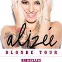 Alizee - Blonde Tour in Belgium