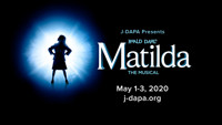 Roald Dahl's Matilda the Musical in Rhode Island