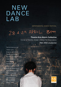 New Dance Lab - Experimental Dance Festival in South Africa