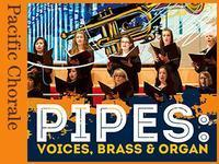 Pipes: Voice, Brass & Organ in Costa Mesa