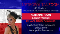 ADRIENNE HAAN ~ Cabaret Fran?ais in Long Island