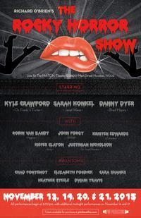 The Rocky Horror Show in Houston