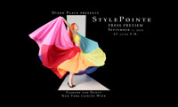 StylePointe  2019 Fashion Show in Off-Off-Broadway