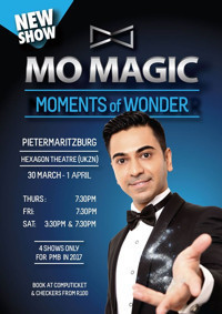 Mo Magic - Moments of Wonder in South Africa