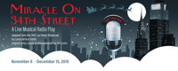 Miracle on 34th Street: A Live Musical Radio Play in Broadway