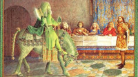 sir Gawain and the Green Knight in Los Angeles