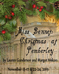 Miss Bennet: Christmas at Pemberley in Indianapolis