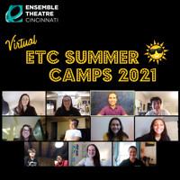 Junior Summer Camp 2021 in Cincinnati Logo