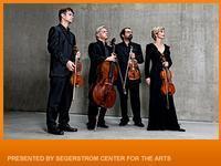 Hagen Quartett in Costa Mesa