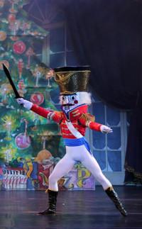 American Repertory Ballet in Broadway