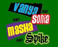 Vanya and Sonia and Masha and Spike in Tampa/St. Petersburg