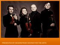 Szymanowski Quartet with Joseph Kalichstein, piano in Costa Mesa