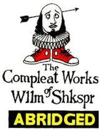The Compleat Wrks of Wllm Shkspr (Abridged) in Memphis