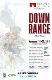 Down Range -  by Jeffrey Skinner in Central Pennsylvania