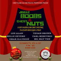 Jingle BOOBS and ChestNUTS in Brooklyn