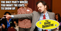 Dinner Detective Interactive Comedy Murder Mystery Dinner Show in Rockland / Westchester