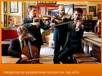 Calder String Quartet in Costa Mesa