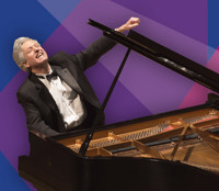 NatPhil: Brian Ganz Plays Chopin - Free Streamed Concert in Washington, DC Logo