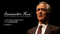 Remember This: The Lesson of Jan Karski in Washington, DC