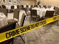 The Dinner Detective Murder Mystery Dinner Show  in Central Virginia