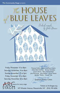 The House of Blue Leaves in Rockland / Westchester