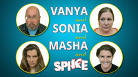 Vanya and Sonia and Masha and Spike in Seattle