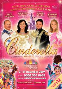Cinderella in UK / West End