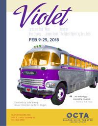 Violet in Broadway