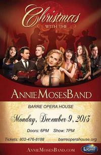 Christmas with the Annie Moses Band in Vermont