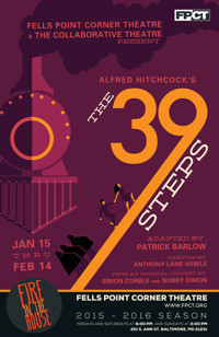The 39 Steps in Baltimore