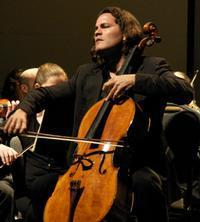 From Darkness Comes the Light - Zuill Bailey, cello in Fort Lauderdale