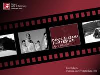 Dance Alabama! Film Festival in Birmingham Logo