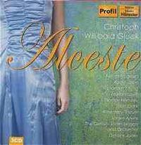 Alceste in France